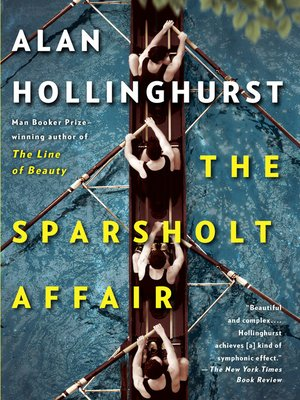 cover image of The Sparsholt Affair